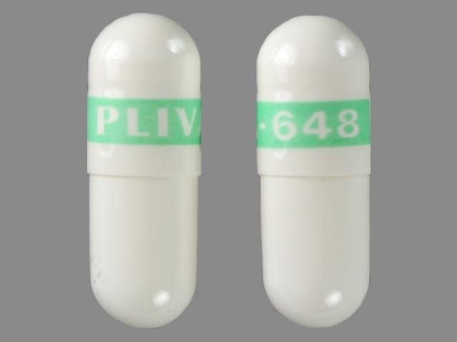 SSRI Capsule
